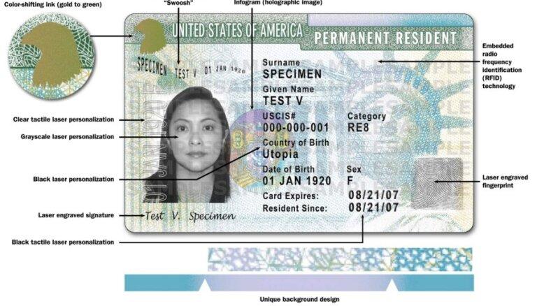 Белый дом: запрет на въезд в США не коснется владельцев грин-карт