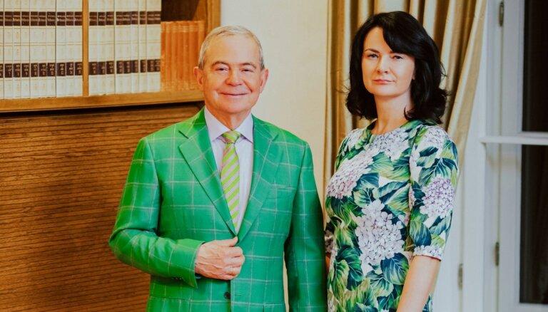 No 'Latvijai un Ventspilij' saraksta pašvaldību vēlēšanās startēs Lembergu ģimene