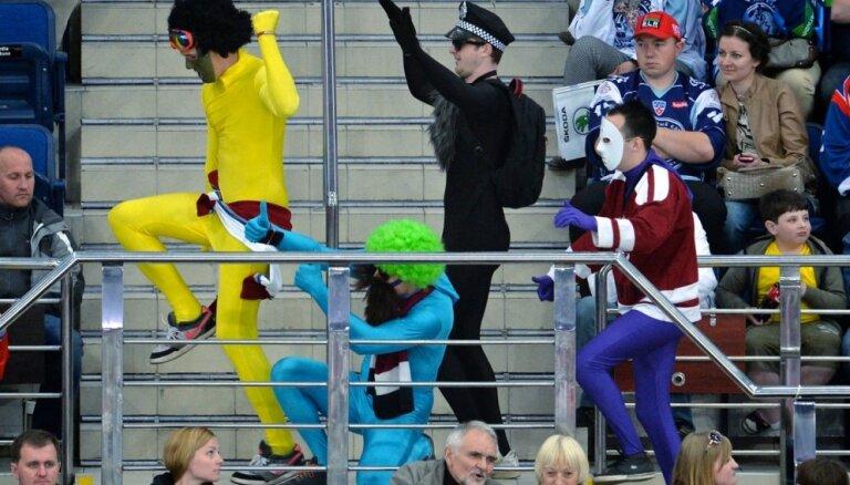 Pasaules hokeja čempionātā Minskā labots apmeklējuma rekords