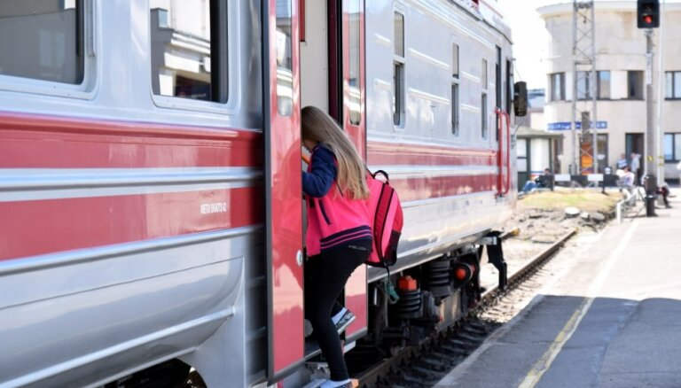 Pasažieru vilciens: новые поезда позволят существенно увеличить количество пассажиров