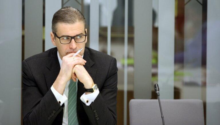 Думская оппозиция выдвинет на пост мэра Риги Мартиньша Бондарса