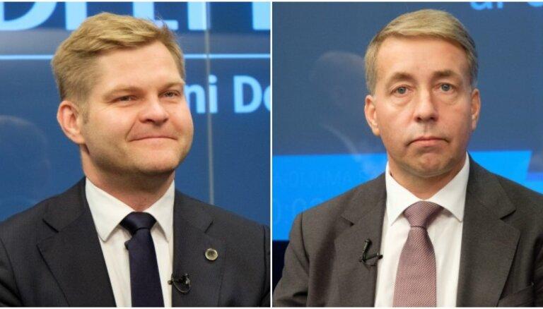 'Tas lai paliek mūsu noslēpums' – koalīcija neatbild opozīcijai par ST tiesneses Kucinas kandidatūru