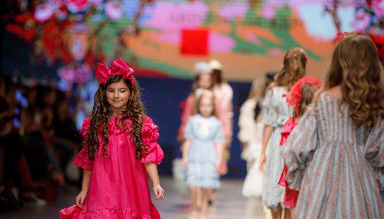 Bērnu mode Rīgas modes nedēļā: laipni lūgti pasaku pasaulē!