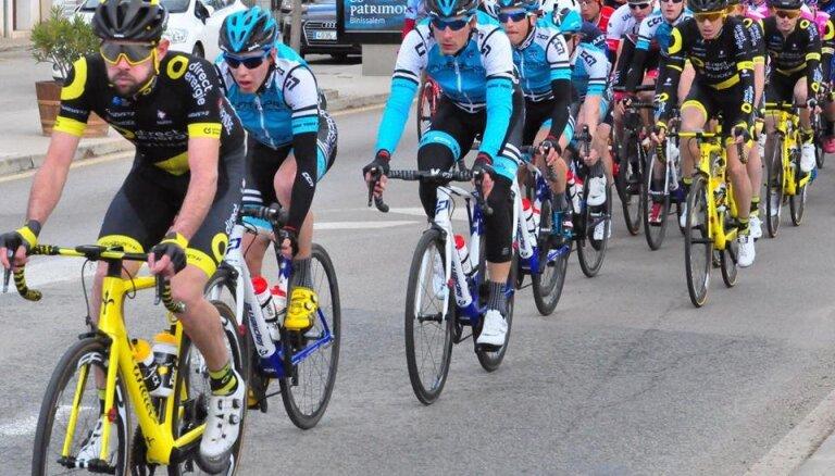 Saramotins piektais 'Tour de Tochigi' kopvērtējumā