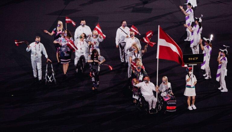 ФОТО: В Токио начались Паралимпийские игры