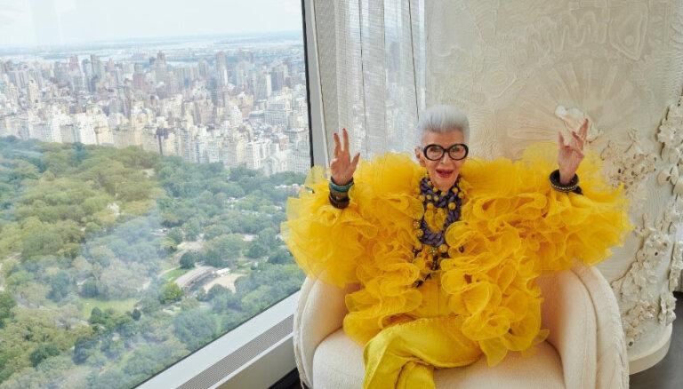 'H&M' paziņo par sadarbību ar kolorīto modes ikonu Airisu Apfelu