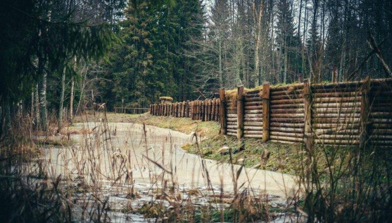Brīvdienu maršruts: varonīgajiem latviešu strēlniekiem veltīti objekti Ložmetējkalna un Antiņu apkaimē