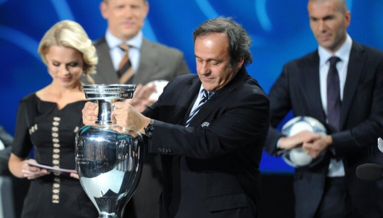 Платини задумал объединить Лигу чемпионов и Лигу Европы