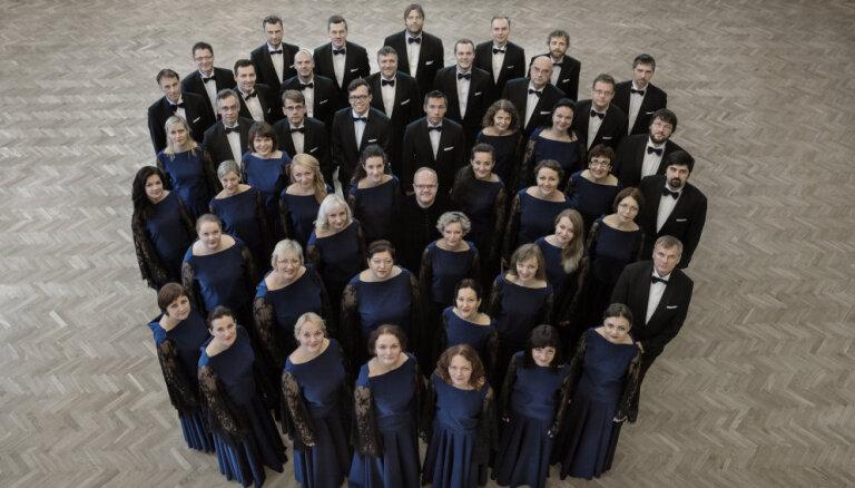 Vienā koncertā – 14 komponisti. LNB pirmatskaņos simtgades dziesmas