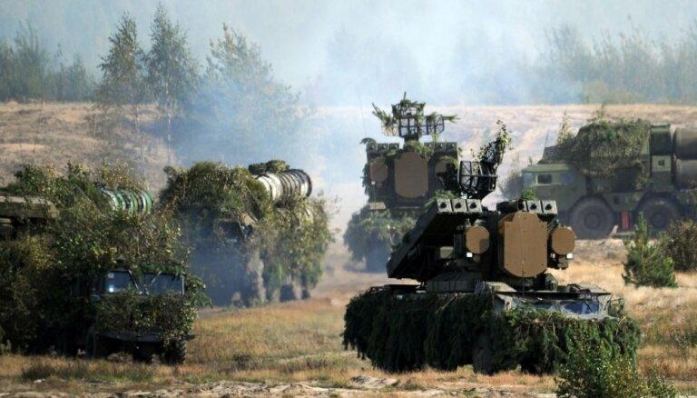 Krievija Kaļiņingradā un Baltkrievijā izvieto sakaru slāpēšanas iekārtas 'Samarkanda'