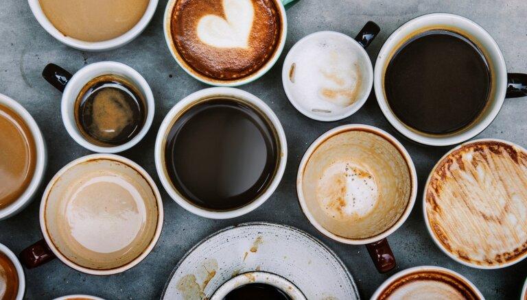 Mokačino, amerikano vai espreso: barista skaidro, kā neapjukt, izvēloties kafiju