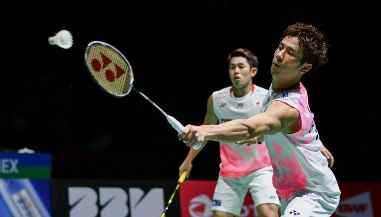 Pasaules badmintona čempionātā šogad dominē japāņi