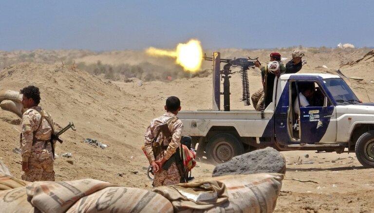 Jemenas valdība sola cīnīties pret dienvidu separātistiem