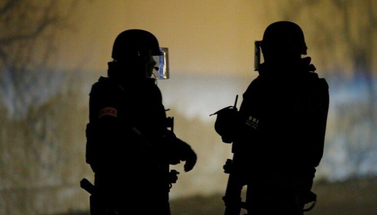 Policija Strasbūrā nošāvusi Ziemassvētku tirdziņa uzbrucēju