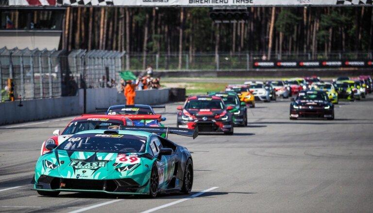 'Flash Racing Latvia' izcīna ilgi gaidītu uzvaru Ziemeļeiropas sešu stundu izturības braucienā