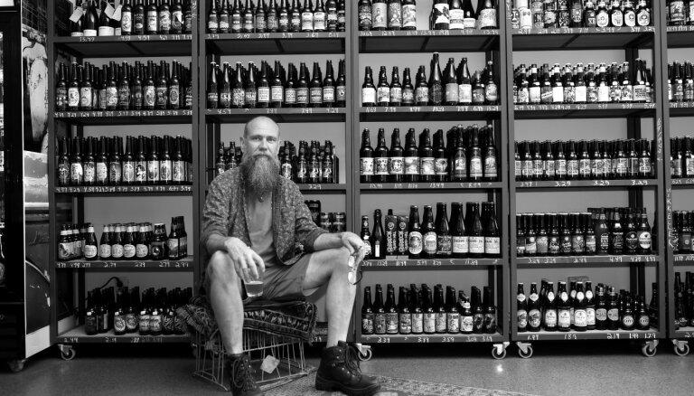 """""""Ненавижу латвийскую бюрократию!"""" Как хозяин рижского бара Beerfox американец Майкл Пердью потерял ВНЖ"""