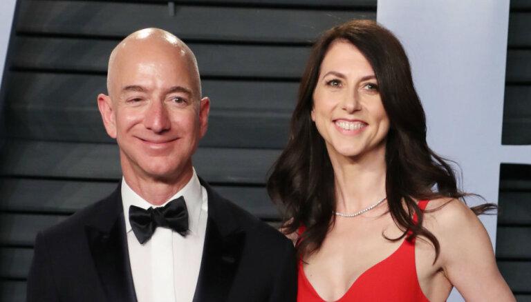 Izjukusi pasaulē bagātākā vīrieša 25 gadus ilgusī laulība