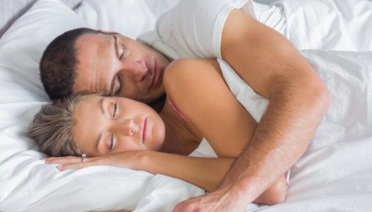 Дольше и крепче: как запах любимого влияет на сон
