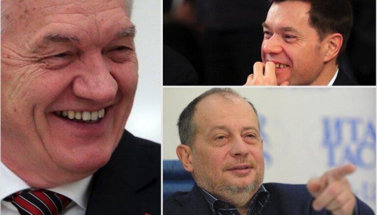 'Forbes' reitings: 5 bagātākie Krievijas uzņēmēji