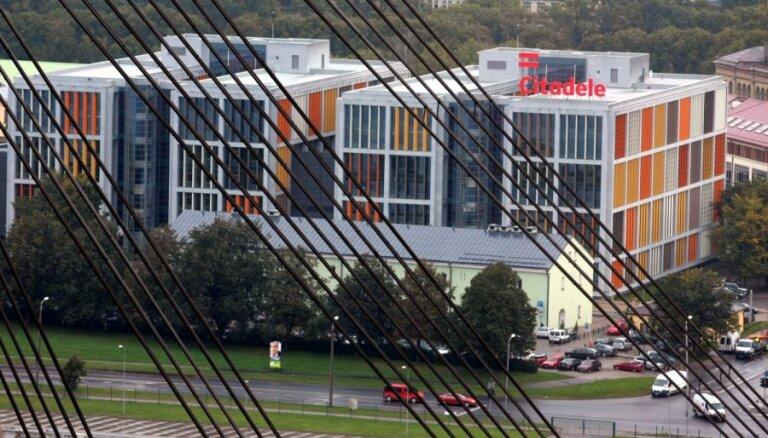 Informācijas noplūde 'Citadeles' pārdošanas procesā bankas cenu samazināja par 7 miljoniem eiro, norāda Dombrovskis