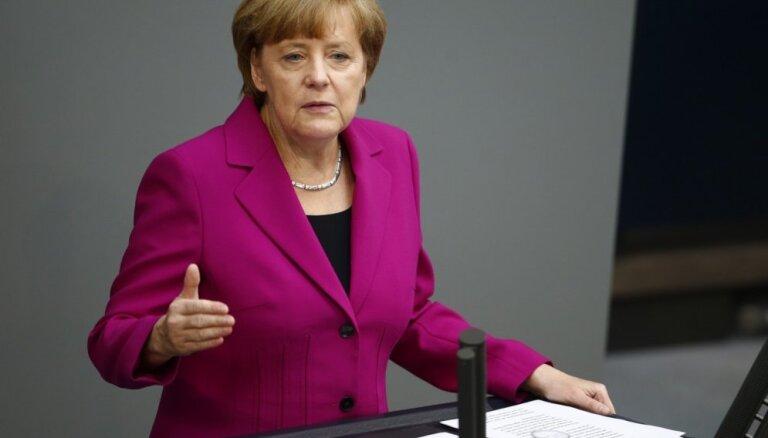 Меркель критически отозвалась о ношении паранджи