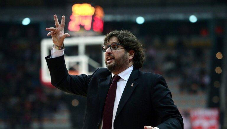 Žurnālists: Itālis Trinkjēri vadīs Latvijas vīriešu basketbola izlasi; Trinkjēri informāciju noliedz