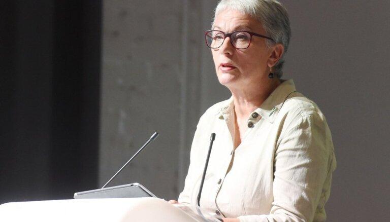 'Jaunai Vienotībai' priekšplānā jāizvirza sociālo jautājumu risināšana, uzskata Kalniete