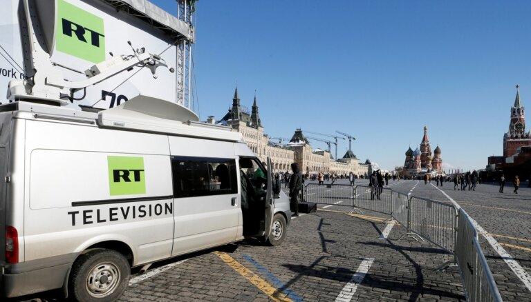 Lietuva arī aizliedz RT programmu retranslāciju