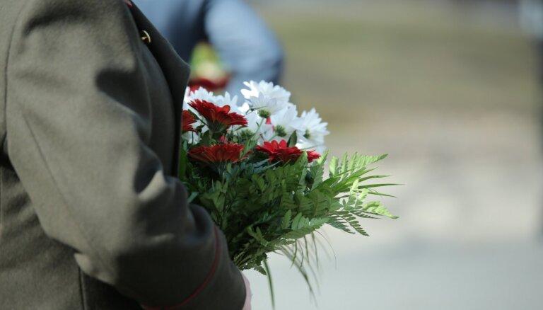 Руководители Латвии почтят память жертв Второй мировой войны
