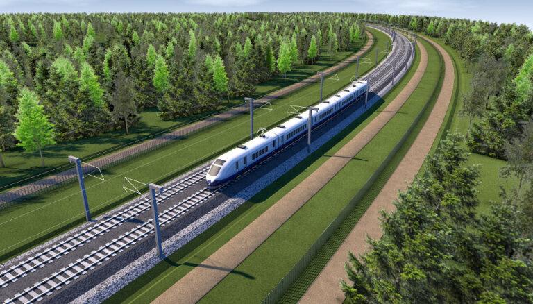 Еврокомиссия: трасса Rail Baltica не должна пересекать заповедник у Салацгривы