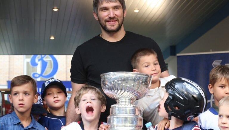 Овечкина второй год подряд признают хоккеистом года по версии ESPY