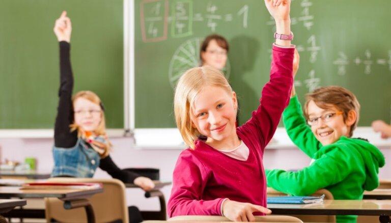Исследование: латвийские школьники знают математику лучше средних иностранных