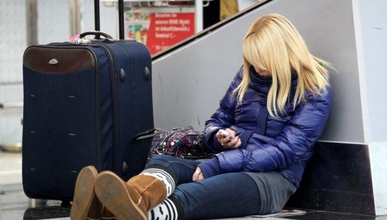 Непогода в Германии: в аэропорту Франкфурта-на-Майне отменено 500 рейсов