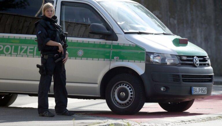 Мюнхен: турист из Латвии не заплатил за пиво и оскорблял полицейских