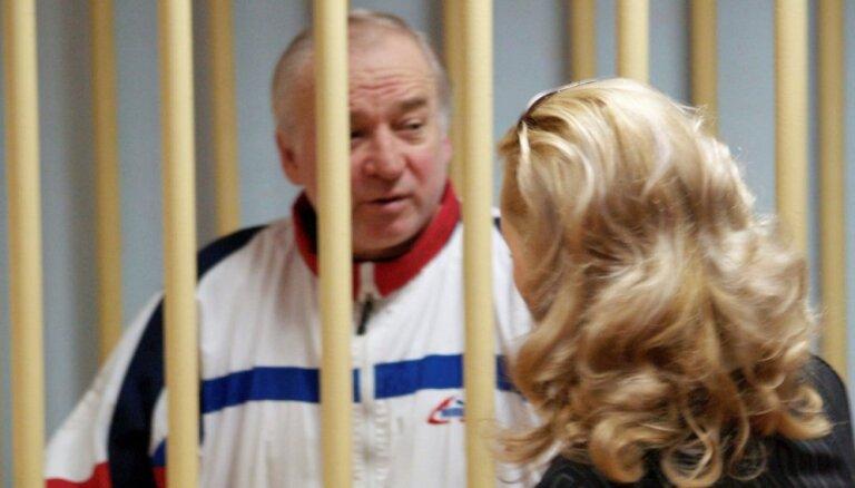 Lielbritānija apsūdz Krieviju melos Skripaļu saindēšanas lietā