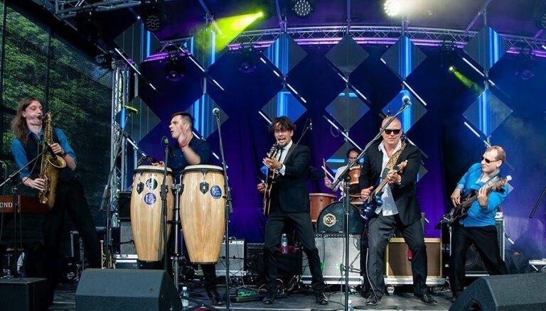 Ropažos notiks jau trešais starptautiskais 'R&B Blues Festival'
