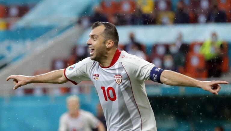 Как англичанин Беллингем и легенда сборной Македонии Пандев вошли в историю