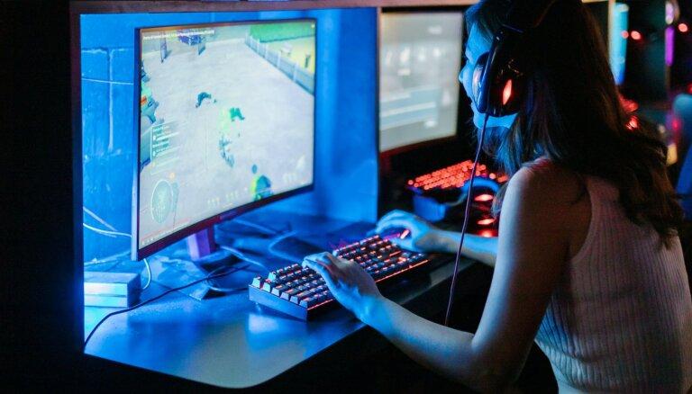 Ķīna 'piegriež skābekli' videospēlēm