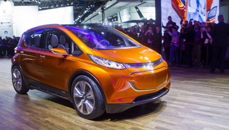 GM отзывает десятки тысяч электромобилей из-за угрозы пожара