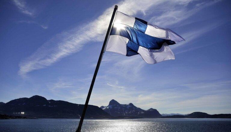 Somijas nacionālistu partija kļuvusi par trešo populārāko, liecina aptauja
