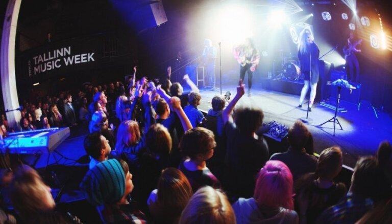 Tallinas mūzikas nedēļā uzstāsies septiņi latviešu mūziķi un grupas