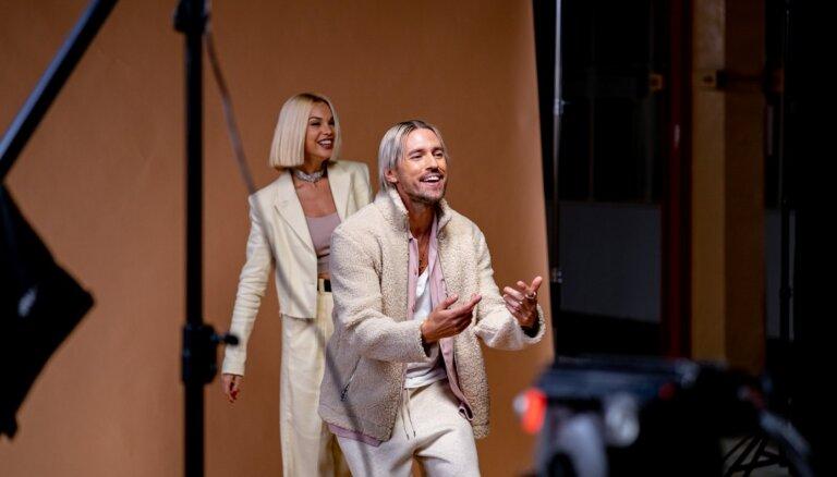 Noskaties: Rivas un Samantas Tīnas dziesmai 'Man nesanāk' tapis video