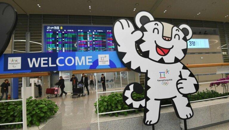 Оправданных спортсменов из России не пригласили на Игры в Пхенчхан