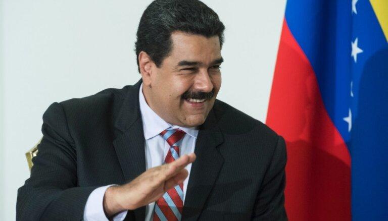 Vatikāna sūtnis: Venecuēlas valdība un opozīcija rīkos sarunas