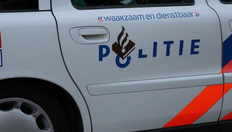 Стрельба в Амстердаме: полиция задержала гражданина Латвии