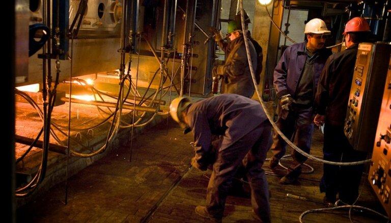 Под угрозой банкротства: Liepājas Metalurgs не доплатит за электроэнергию