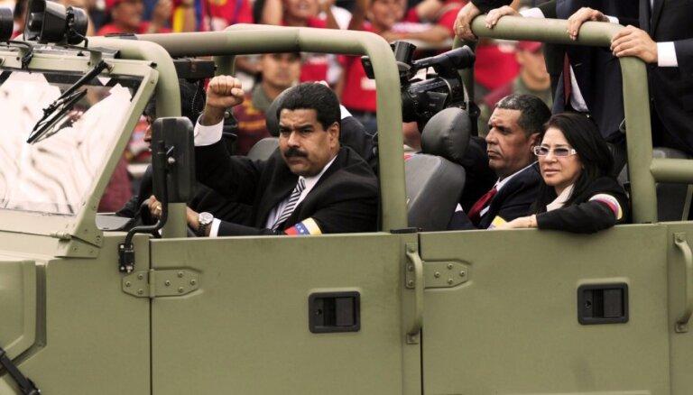 И.о. президента Венесуэлы заявил о подготовке покушения на его жизнь
