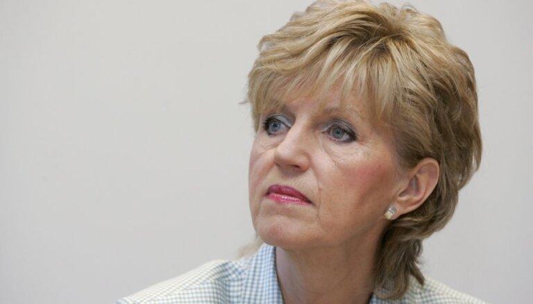 Вайдере: Линдермана не приглашали на конференцию о латышском языке