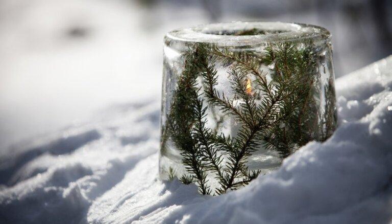 Утром температура комфорта местами упала до -31 градуса, днем ожидается холодный ветер