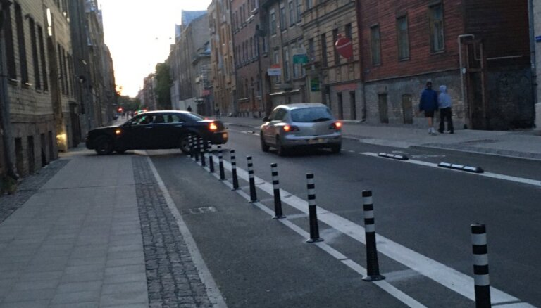 'Spried ar Delfi' par Bruņinieku ielas un citu Rīgas ielu labiekārtošanas 'vājajām vietām'. Pilns ieraksts
